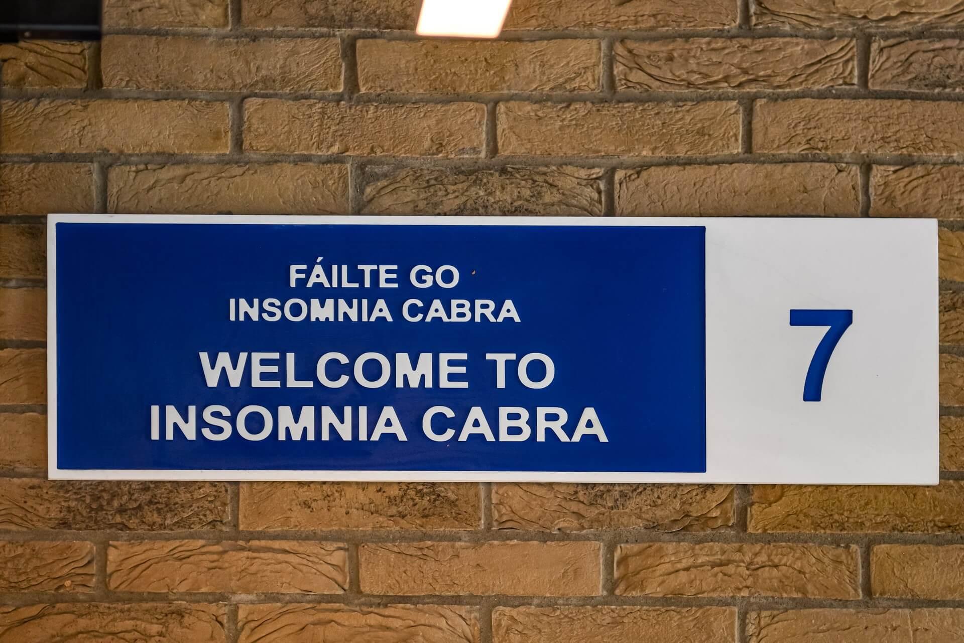 Insomnia Cabra
