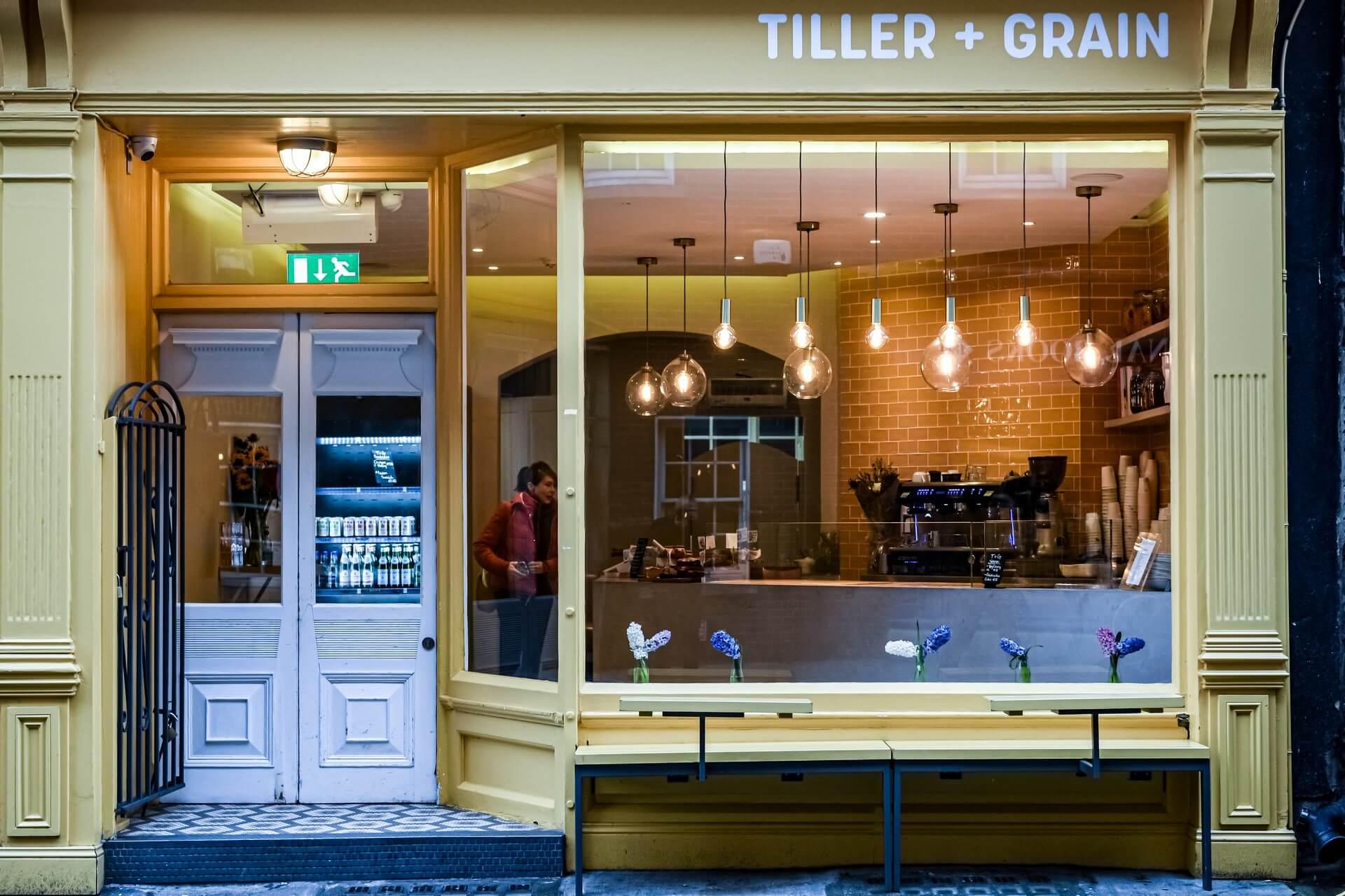 Tiller & Grain