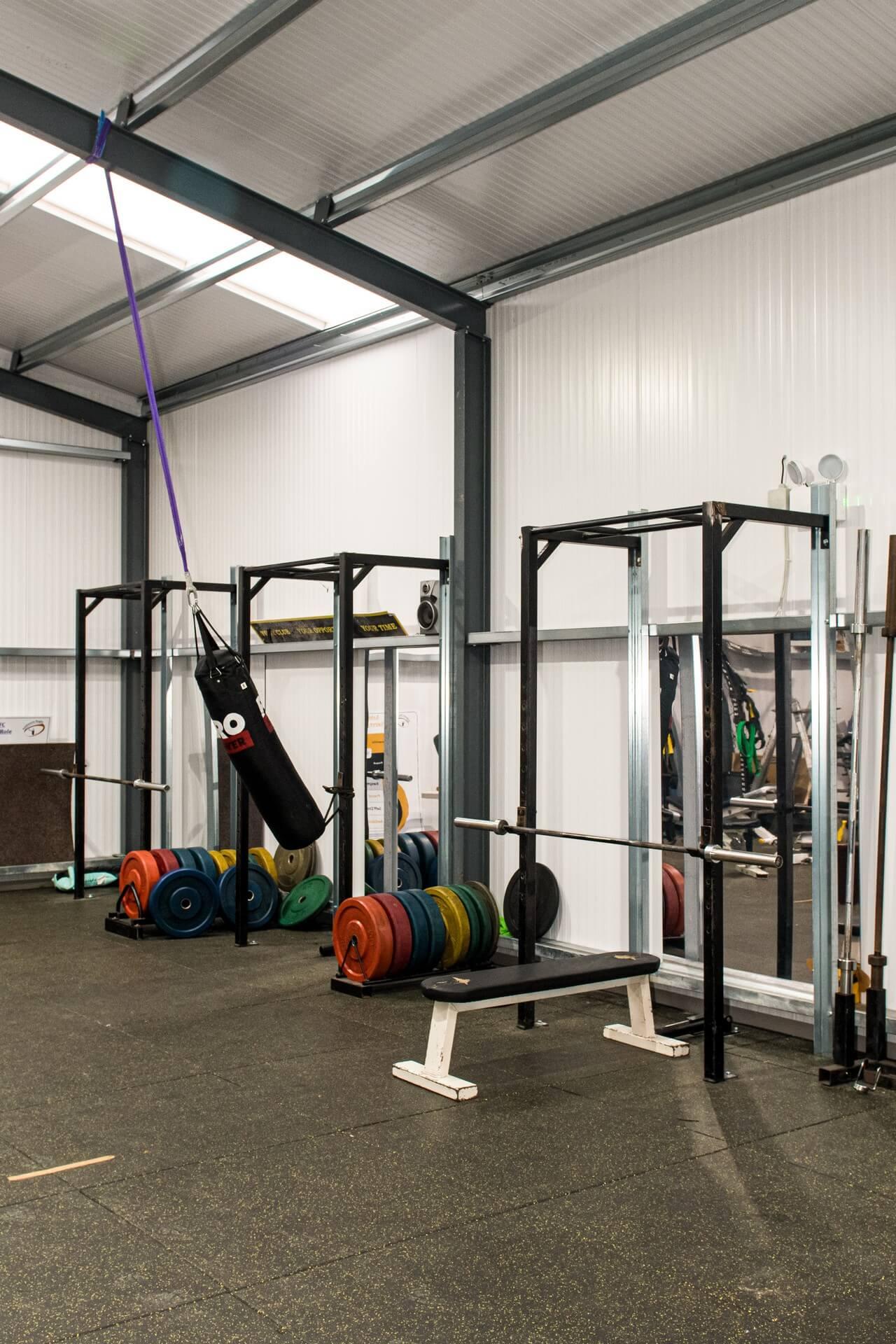 Ashbourne Rugby Club Gym